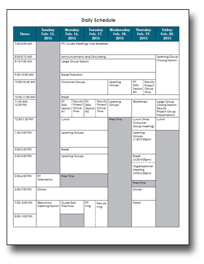 daily schedule template for dementia patients daily agenda calendar